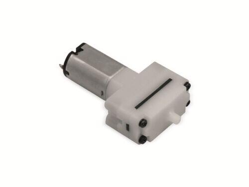 Miniatur-Luftpumpe JQB031 3 V- 70 ml//min.