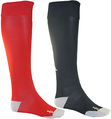 Neu Adidas Fußball Stutzen Kniestrümpfe Socken Rot Schwarz Ao1805 Ao2310 Sale