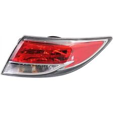 Tail Light For 09 13 Mazda 6 Passenger Side Outer Fits Mazda 6