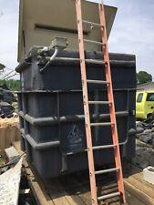 Wesco Underground Fiberglass Tornado Shelter Bunker Etc 79 X 79 X 84