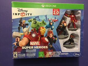Disney Infinity (2.0 Edition) (Microsoft Xbox One, 2014)