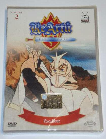 RE ARTU'   DVD vol 2 - NUOVO - RARO