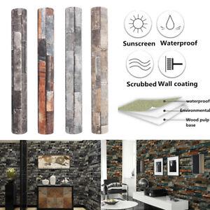 10m-Roll-Wallpaper-Natural-3D-Brick-Stone-Modern-Textured-Art-Wall-Paper