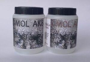 GOMMA-SILICONICA-STAMPI-500GR-MORBIDA-NON-TOSSICA-C-MOL-AK8-ANTISCIVOLO