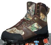 Herman Survivors 8 Men's Realtree Xtra Waterproof Hunting Boots, Size 9 Wide