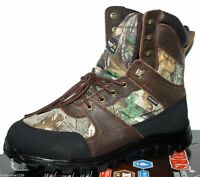 Herman Survivors 8 Men's Realtree Xtra Waterproof Hunting Boots, Size 7 Wide
