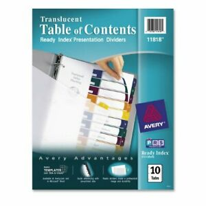 Avery-Ready-Index-Translucent-Table-Of-Content-Dividers-10-Tab-s-set-8-50-034