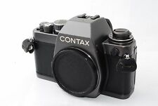 """Contax S2b 35mm SLR Film Camera Body Only """"Excellent++""""  #1038"""