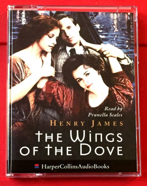 Henry James The Wings Of The Dove 2-Tape Audio Book Prunella Scales