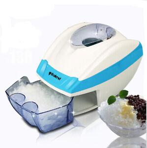 Electric-Ice-Shaver-Machine-Snow-Cone-Maker-Automatic-Slushy-Shaving-Crusher