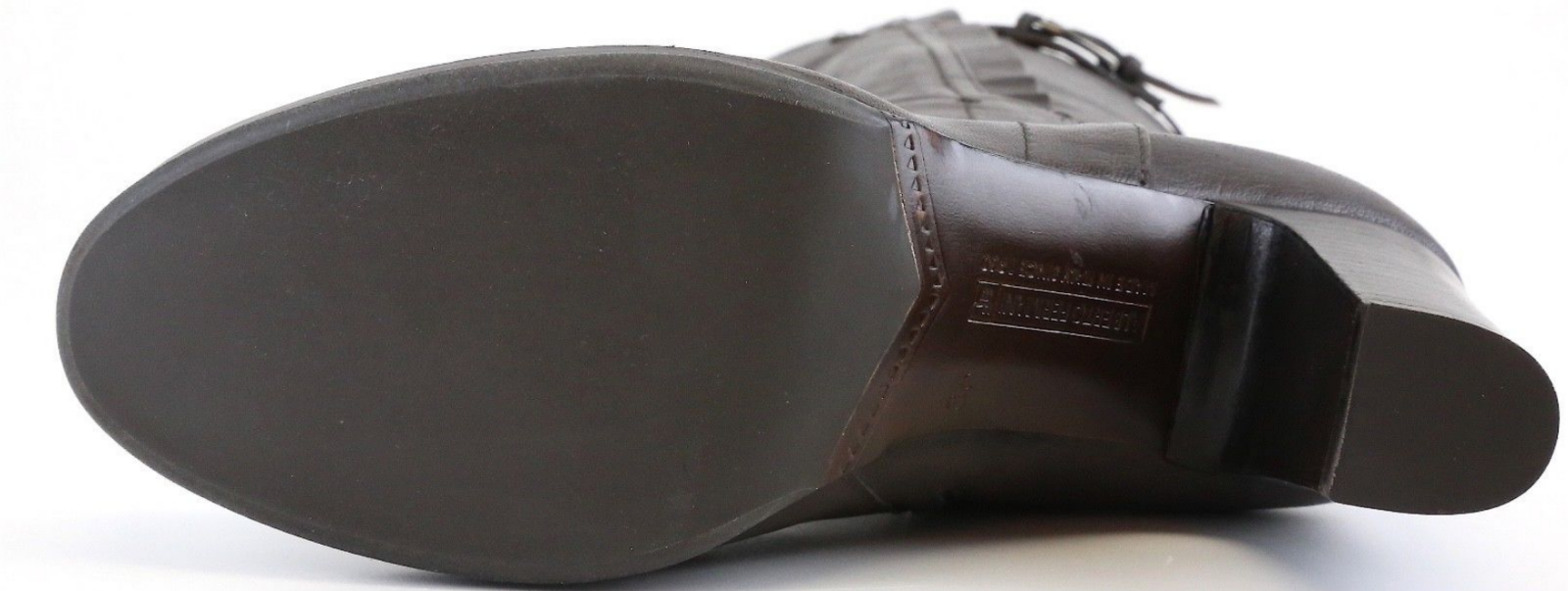 Alberto Fermani damen grau braun Leather Dress Stiefel Sz 36 36 36 EUR 2038  ae467c