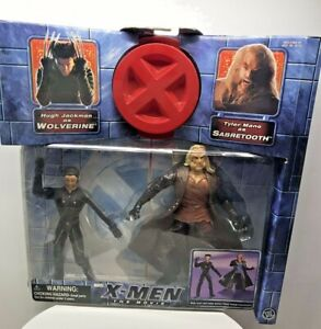 Wolverine-X-Men-and-Sabretooth-Action-Figures-2000-ToyBiz-New-in-Box