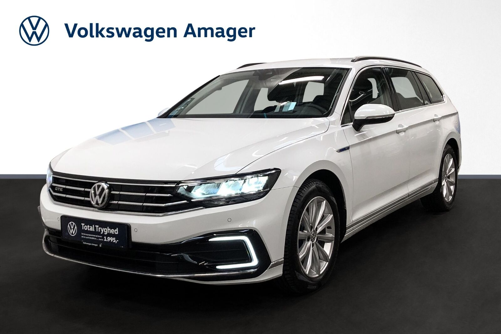 VW Passat 1,4 GTE+ Variant DSG 5d - 369.900 kr.