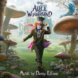 Various-Artists-Dan-Alice-in-Wonderland-2010-Score-Original-Soundtrack