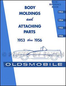 1949 oldsmobile parts catalog