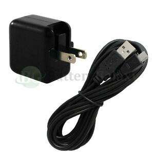 Details about 10FT USB Micro Data Cable+Wall AC Charger for Amazon Kindle  Fire HD HDX 7 0 8 9