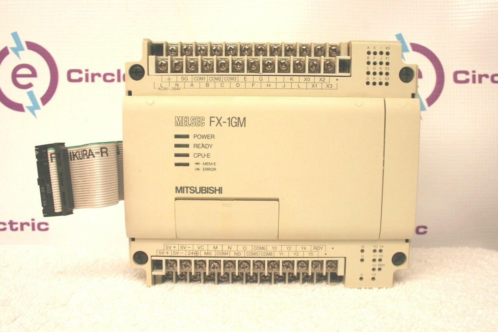 Mitsubishi FX-1GM Programmable Controller XLNT