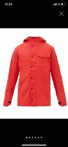 Brand-New-Canada-Goose-Nanaimo-Shell-Jacket-Red-Size-Small-and-Medium