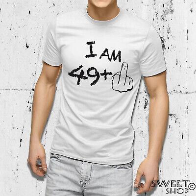 T Shirt 50 Anni Uomo Compleanno 1969 Festa Simpatica Divertente