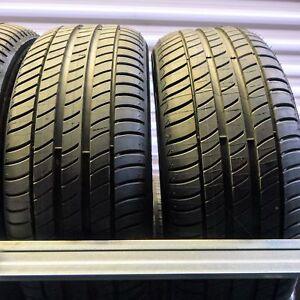 2x-Michelin-Primacy-3-215-50-R18-92W-A01-DOT-1117-DEMO-NEU-Sommerreifen-Reifen