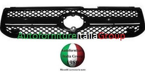 GRIGLIA RADIATORE MASCHERA MASCHERINA ANTERIORE TOYOTA RAV 4 03/>05 2003/>2005
