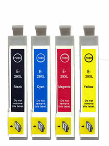 1 x 29xl ink cartridge for epson xp 235 xp 332 xp 335 xp 432 xp 435 non oem 29 ebay. Black Bedroom Furniture Sets. Home Design Ideas