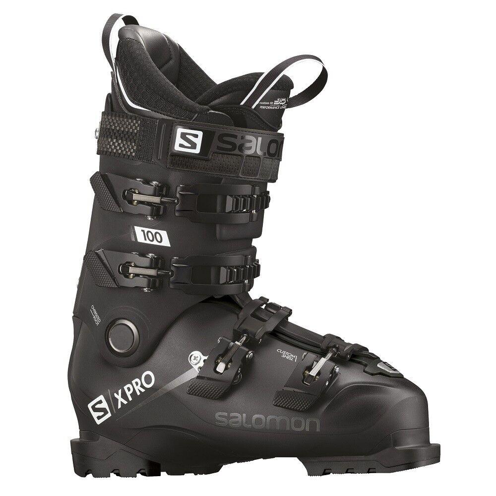 2019  Salomon X Pro 100 Mens Ski Boots  free shipping worldwide