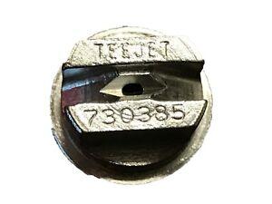 TEEJET 730385 STAINLESS STEEL TP FLAT FAN 73 DEGREE