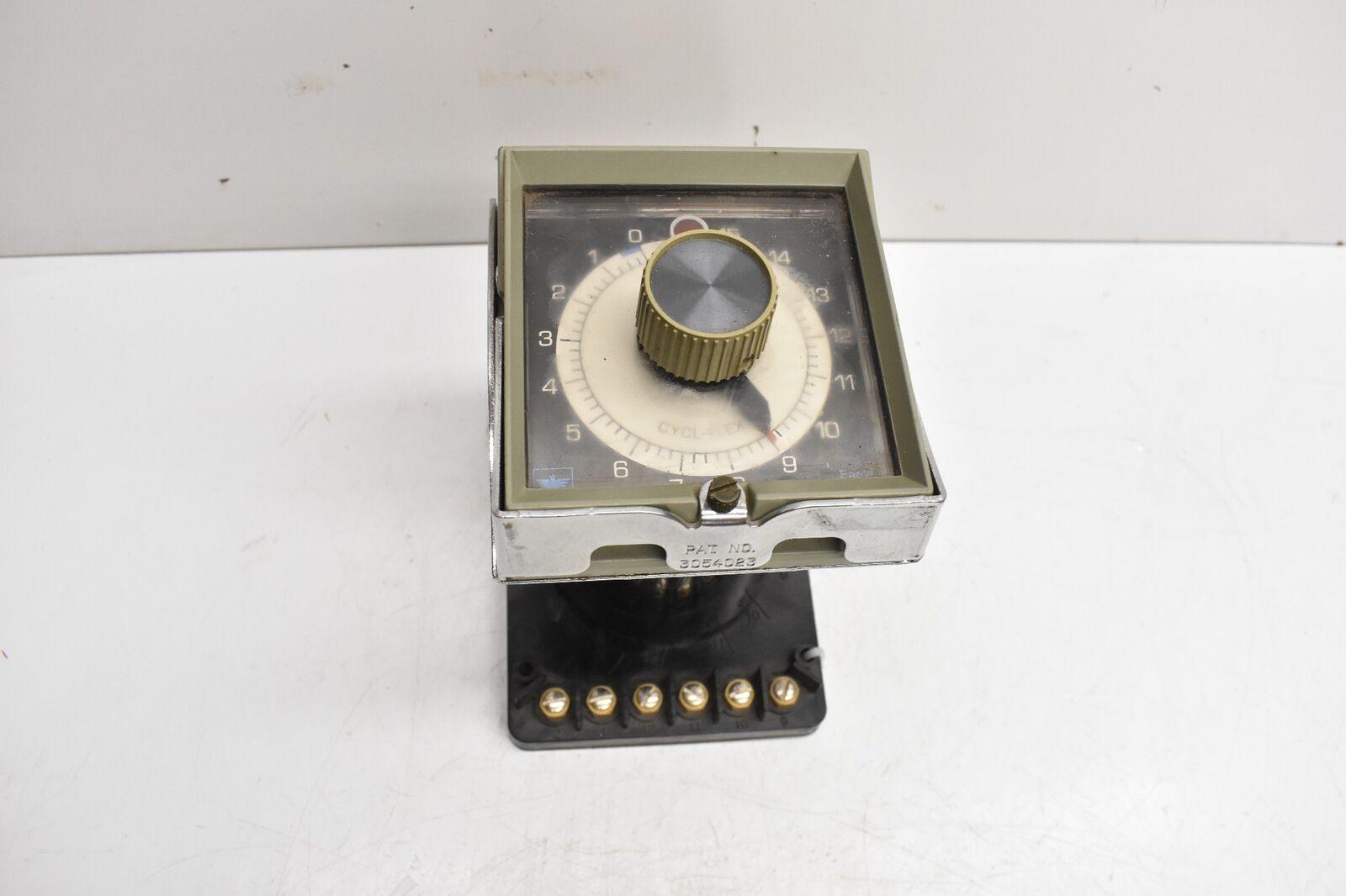 Eagle Signal Cycl-flex Timer 0-5minutes