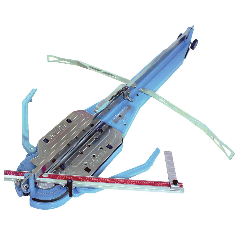 SIGMA S3 Max Fliesenschneider - Schnittlänge 151 cm 3F3M | Überlegene Qualität  | Wir haben von unseren Kunden Lob erhalten.  | Niedrige Kosten