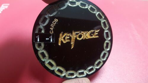 Acrylic Chain Dial Compatible with Keyforge