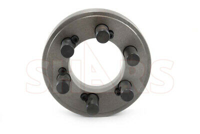 """16/"""" SEMI-MACHINED BACK PLATE D1-11 FOR ALL PLAIN BACK LATHE CHUCK Save $600.22"""