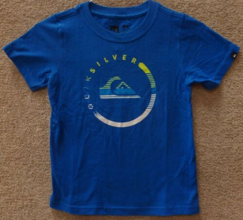 "Toddlers T-shirt /""Active Plus/""- Quiksilver Kids/'s Victoria Blue"