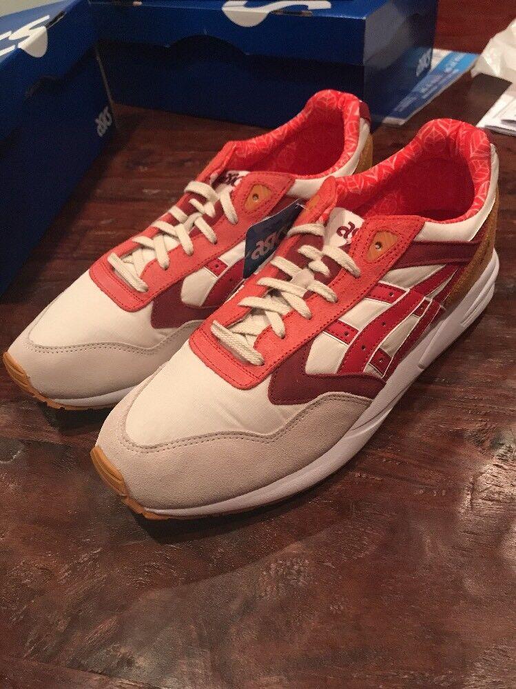 Le scarpe da ginnastica nuove 0223 gel saga Uomo hn532 0223 nuove biancastro taglia 12 uomini 717f72