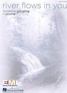 Klavier-Noten-YIRUMA-River-flows-in-you-EASY-PIANO-leichte-Mittelstufe