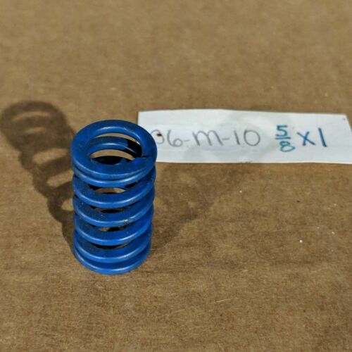 "5//8/"" x 1/"" Raymond Die Springs Medium Duty Blue 11//32/"" rod."
