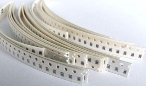 50x SMD Widerstände 1//10W 1/% 5/% BF0603  Werte 1,5 bis 2,2M Ohm 0,1W Resistor