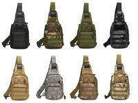 Outdoor Shoulder 7-Liter Military Tactical Mens Backpack (Multiple Colors)