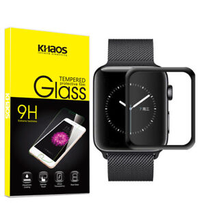 Ksfor Apple Watch Series 5 Series 4 40mm 3d Tempered Glass Screen Protector 732661000630 Ebay