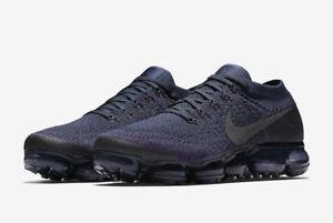 b0122d672dd78 Nike Air Vapormax Flyknit size 13. College Navy Dark Grey Purple ...