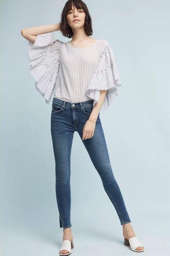 Nouveau McGuire Newton Skinny Leg Jeans Größe 30 petite mid-rise