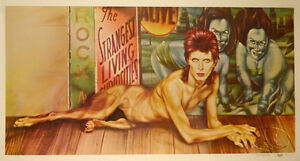 DAVID-BOWIE-1974-DIAMOND-DOGS-TOUR-ORIGINAL-MAINMAN-PROMO-POSTER-NMT-2-MNT