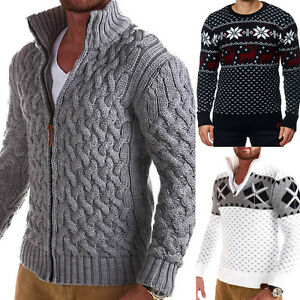 Details zu BEHYPE Herren Pullover & Strickjacken, versch. ModelleFarben Strick Jacke NEU
