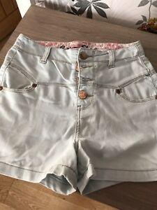 Size 10 Ladies Con Shorts Ex g5Ex7qPE