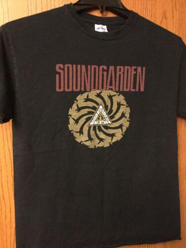 Soundgarden - Badmotorfinger.  Black Shirt.  M.