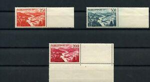 Germany-Saar-Saarland-vintage-yearset-1948-Mi-252-8588-8oz-Mint-MNH-3