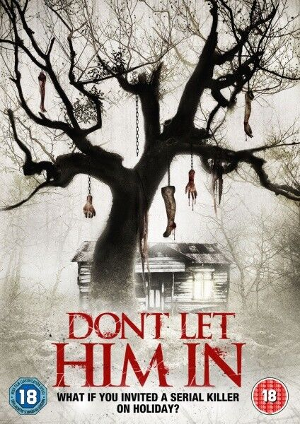 Don't Let Him In (DVD) (NEW AND SEALED) (REGION 2) (FREE POSTAGE)