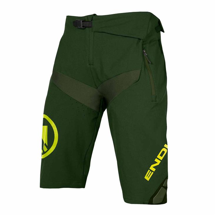 Endura MT500 Burner II E8092GF Abbigliamento da uomo Pantaloni Corti
