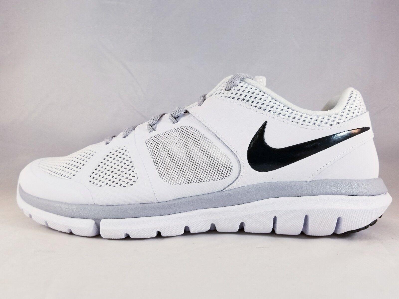 1d3317076d76 Nike Flex 2014 RN Women s Running Shoe Shoe Shoe 642767 100 Size 7.5 1decb1