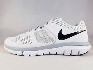NIKE FLEX 2014 RN 642767 012 SIZE US 10 Gray Pink Running